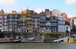 Porto, view from boat Royalty Free Stock Image