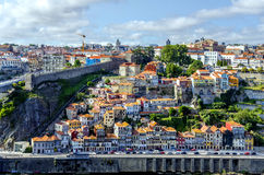 Porto View Royalty Free Stock Photography
