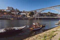 Porto view Royalty Free Stock Photo