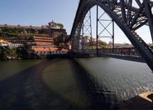 porto Vista de la ciudad portugal fotografía de archivo libre de regalías
