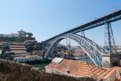 Porto waterkant Royalty-vrije Stock Afbeeldingen