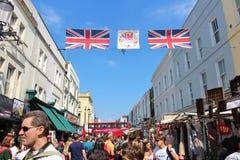 Portobello Market Royalty Free Stock Images