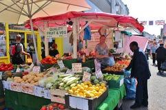 Portobello Market Royalty Free Stock Photos