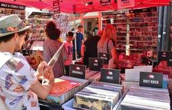 Portobello Market Royalty Free Stock Photography