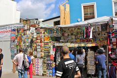 Portobello Market Stock Photos
