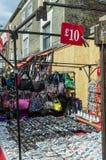 Portobello Market. London, UK - 16th  AUGUST  2014 Portobello martek in London, UK Royalty Free Stock Image