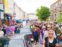 Portobello Market, London Stock Photos