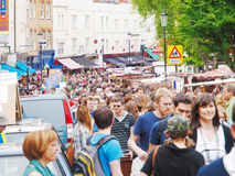Portobello Market, London Royalty Free Stock Photo