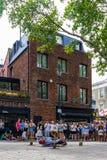 Portobello Market in Notting Hill, London, England, UK royalty free stock image