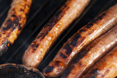 Grillin' Royalty Free Stock Photos