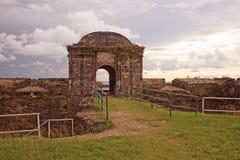 Portobello Panama, Dubbelpunt Royalty-vrije Stock Afbeelding
