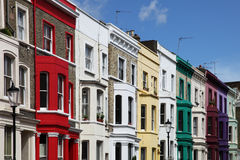 Portobello Road Stock Photography