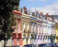 Portobello road Royalty Free Stock Images