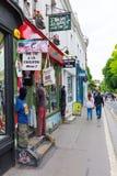 Portobello Road in London, UK Royalty Free Stock Photography