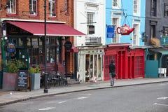 Portobello Road, London Royalty Free Stock Photo