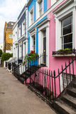 Portobello Road in London Stock Photography