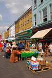 Portobello Road Market Stock Images