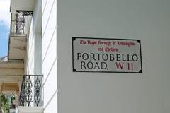 Portobello Road Royalty Free Stock Image