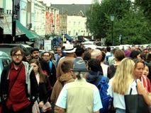 Portobello rynek Zdjęcie Stock