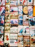 Portobellomarkt, Londen Royalty-vrije Stock Foto