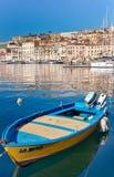 Portoferraio, île de l'Île d'Elbe, Toscane Image libre de droits