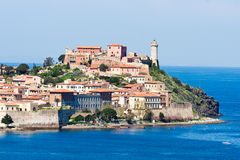 portoferraio Италии острова elba стоковые фотографии rf