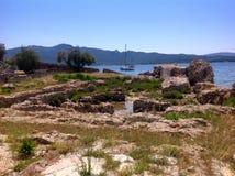 Portoferraio, остров Эльбы, Италия Стоковая Фотография