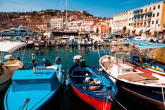 Portoferraio Royalty Free Stock Photos