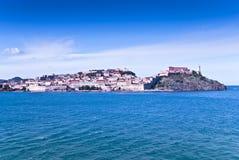 Portoferraio, Elba Stockfoto