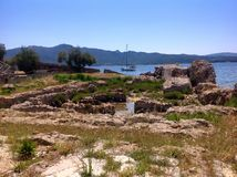 Portoferraio, Elba Island, Italie Photographie stock