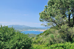 Portoferraio,Elba Island,Italy Stock Photo