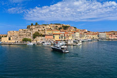 Portoferraio - Elba island Stock Images