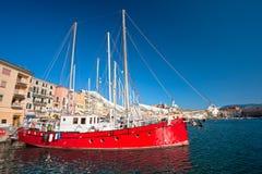 Portoferraio, ilha da Ilha de Elba, Italy. Fotos de Stock Royalty Free