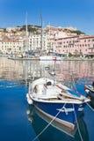 Portoferraio, Insel von Elba, Toskana Stockfoto