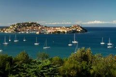 Portoferraio, Isle of Elba, Italy Royalty Free Stock Images