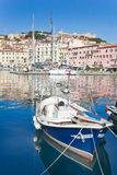 Portoferraio, Isle of Elba, Tuscany Stock Photo