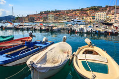 Portoferraio Royalty Free Stock Image