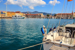 Portoferraio Stock Image