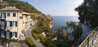 Portofino, Γένοβα, Λιγυρία, Ιταλία, ιταλικό Riviera, Ευρώπη Στοκ φωτογραφίες με δικαίωμα ελεύθερης χρήσης