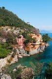 Portofino, Γένοβα, Λιγυρία, Ιταλία, ιταλικό Riviera, Ευρώπη Στοκ Φωτογραφία