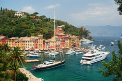 Portofino, Ιταλία Στοκ Φωτογραφίες