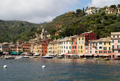 portofino της Ιταλίας Στοκ εικόνες με δικαίωμα ελεύθερης χρήσης
