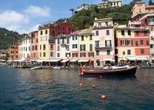 portofino της Ιταλίας Στοκ Φωτογραφία