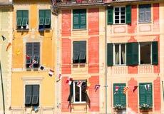 portofino της Ιταλίας Στοκ εικόνα με δικαίωμα ελεύθερης χρήσης