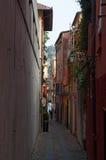 Portofino, Генуя, Лигурия, Италия, итальянка Ривьера, Европа Стоковое Изображение
