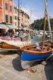 portofino Италии стоковое изображение rf