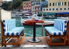 portofino Италии Стоковое фото RF