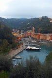 Portofino-01 Royalty-vrije Stock Afbeeldingen