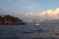 Portofino-04 Fotografía de archivo libre de regalías