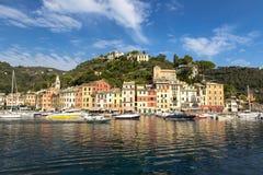 Portofino Lizenzfreies Stockfoto